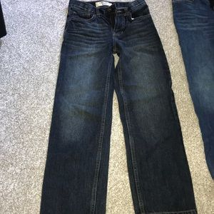 Boys size 10 straight fit jeans